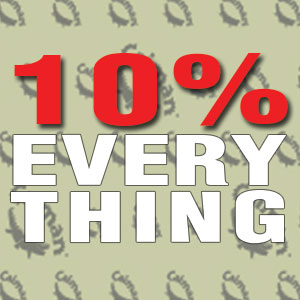 10% Off Everything + Free Gifts