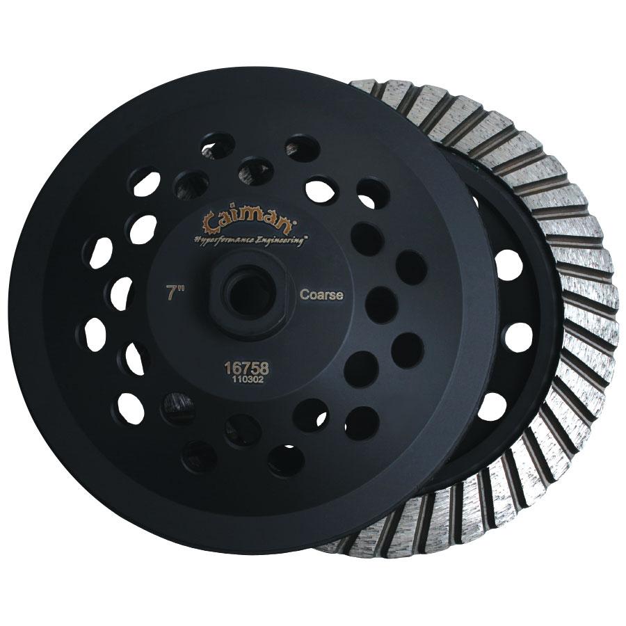 "7"" Super Prem. Turbo Cup Wheel"