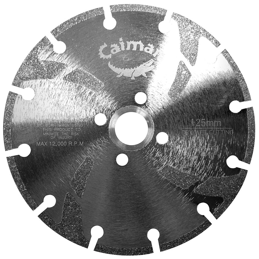 Electroplated Blade