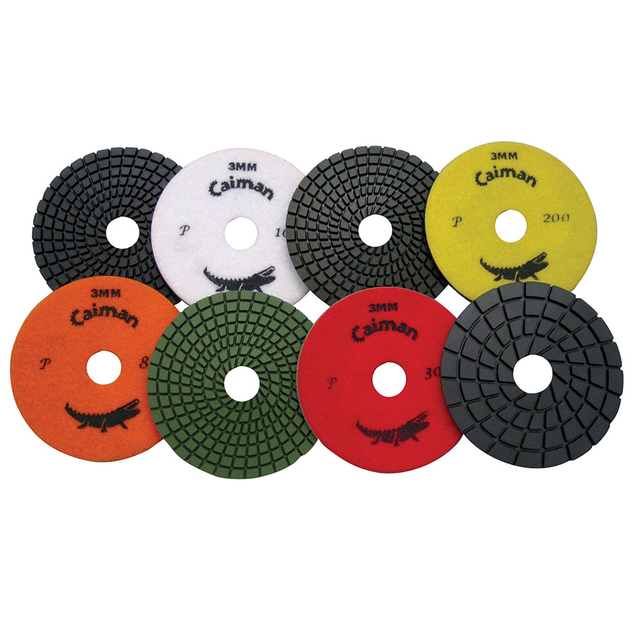 "4"" Prem. Wet Polishing Pad"