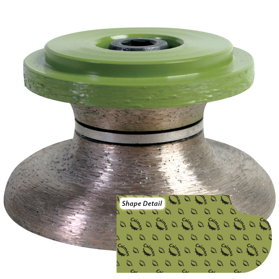 Sintered Router Bit - FB (Ogee-Bullnose)