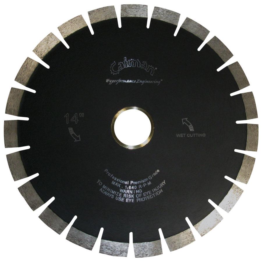 Super Prem. 20mm Silent Core Granite Blade
