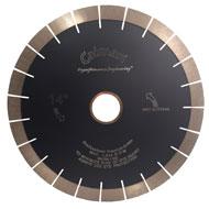 Super Prem. Diamond Array Silent Core Granite Blade