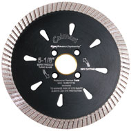 Super Prem. 10mm Narrow Teeth Turbo Blade