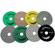 "4"" Super Prem. Dry Polishing Pad"
