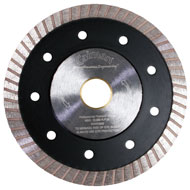 Thin Porcelain Turbo Blade